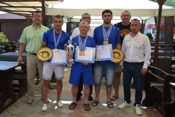 Trei medalii de aur pentru România-3