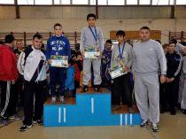 Turneul Internațional Beclean 2014 unde Mangalia a ocupat 7 locuri 1 si un loc 2