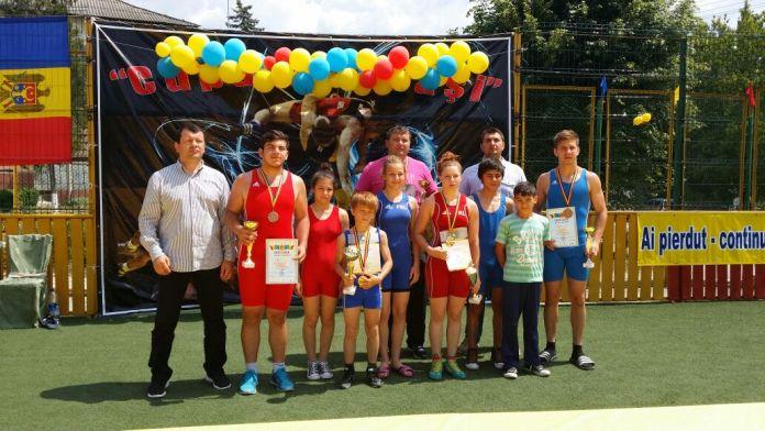 Turneul International Cupa Calarasi 2015-2