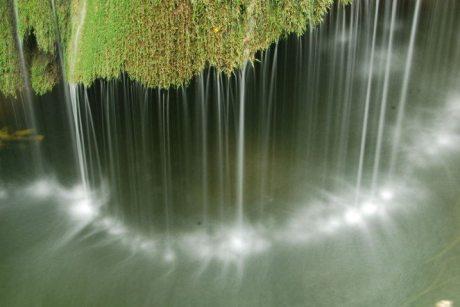 cascada bigar valea minisului
