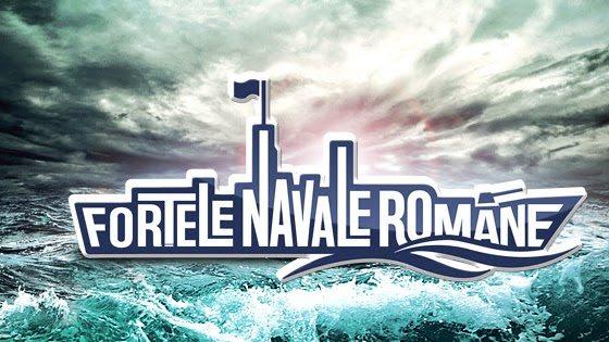 fortele_navale_romane_logo