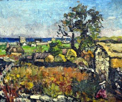 ion-tuculescu-peisaj-la-mangalia-1943