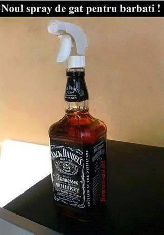 noul spray de gat pt barbati