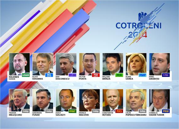 prezidentiale 2014