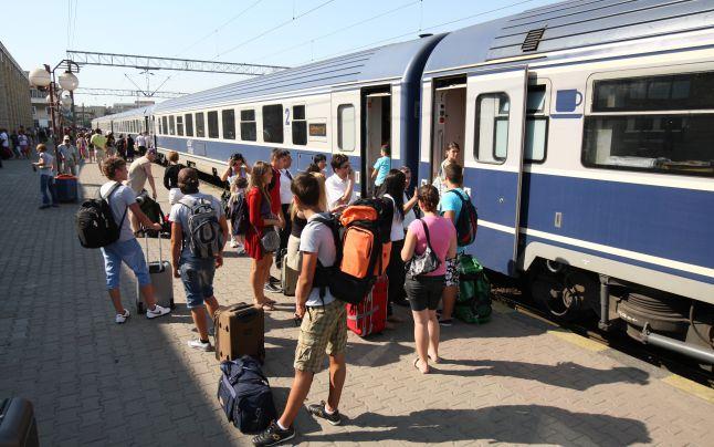 CFR Călători-trenurile LITORAL