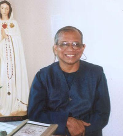 Image result for father cedric prakash
