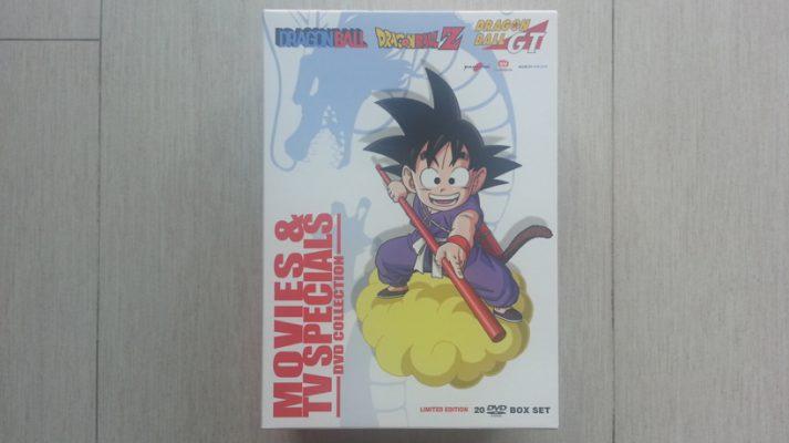 Dragon Ball Movies & Special TV Box Collection: tutti i dettagli del cofanetto