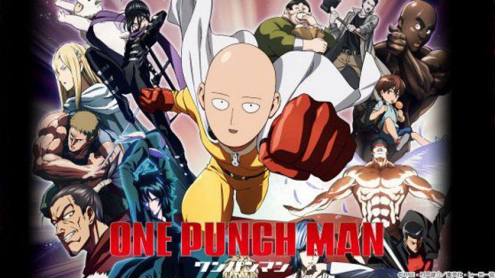 La seconda stagione di One Punch Man fissata per il 2019