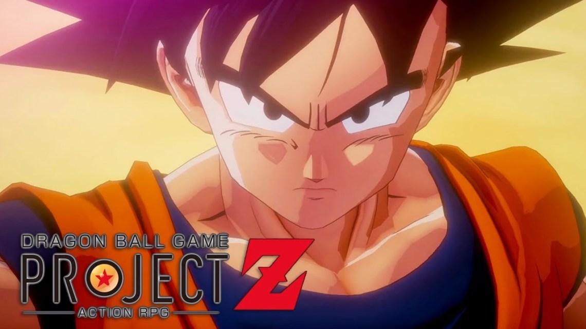 Mostrato il primo trailer di Dragon Ball Project Z