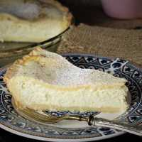 Mom's Sicilian Ricotta Pie