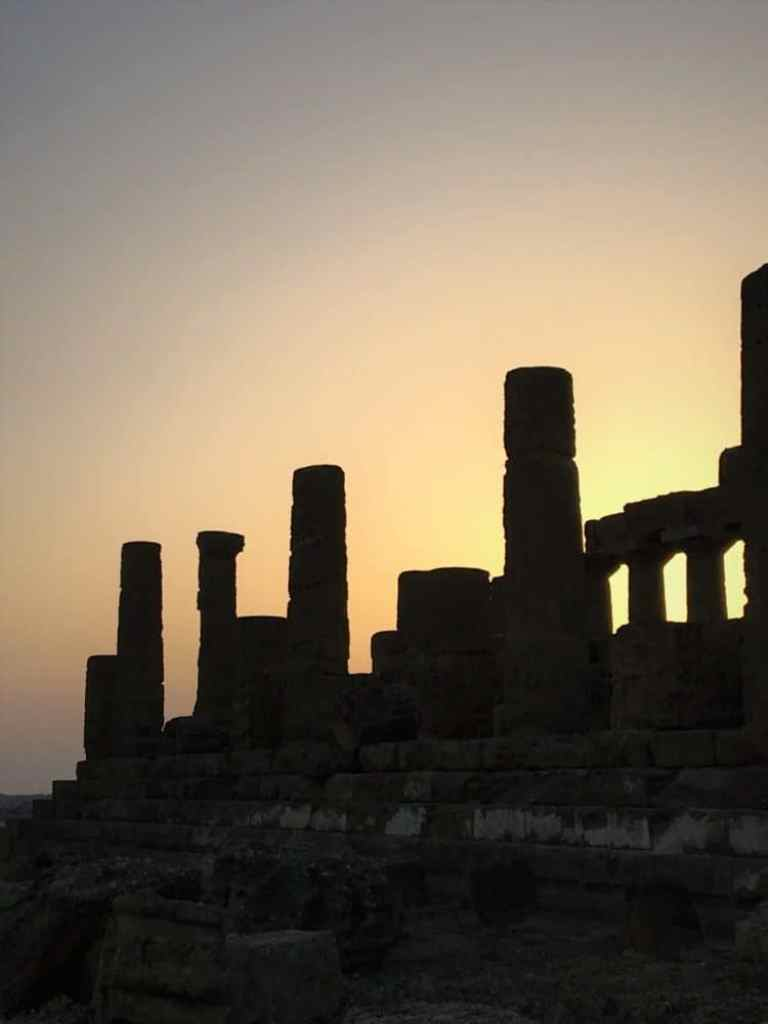 My Travels in Sicily: Province of Agrigento