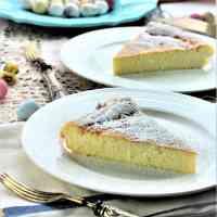 Sweet Ricotta Easter Calzone