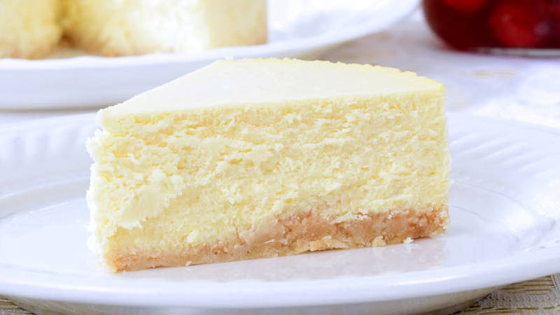 Grandma S Ricotta Cheesecake The Best Recipe Mangia Magna