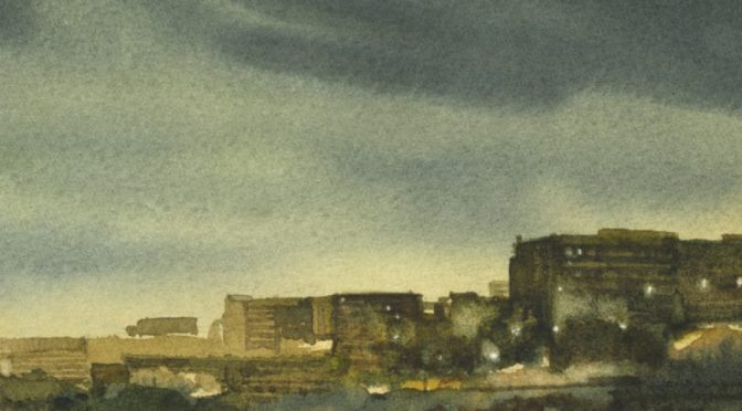 Le luci della centrale elettrica – Piromani