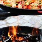 Paella vom Grill