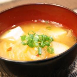 Miso Shiru di ManGiappone zuppa
