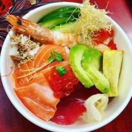 Chirashi Sushi speciale di ManGiappone