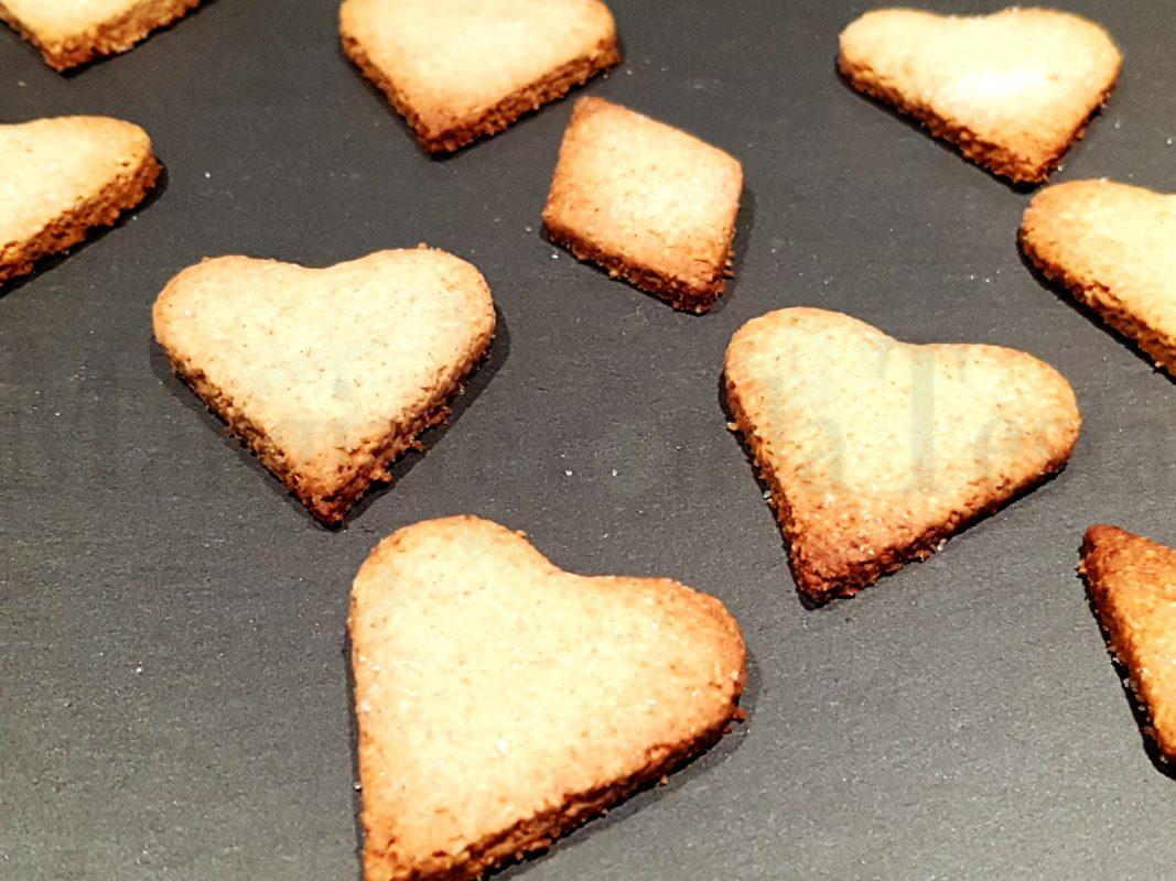 Biscotti genuini per grandi e bambini