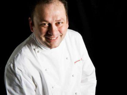 Chef Chicco Coria del One Restaurant