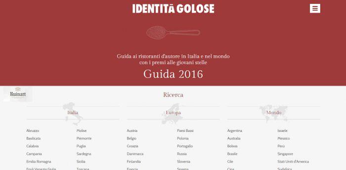 Identità Golose 2016