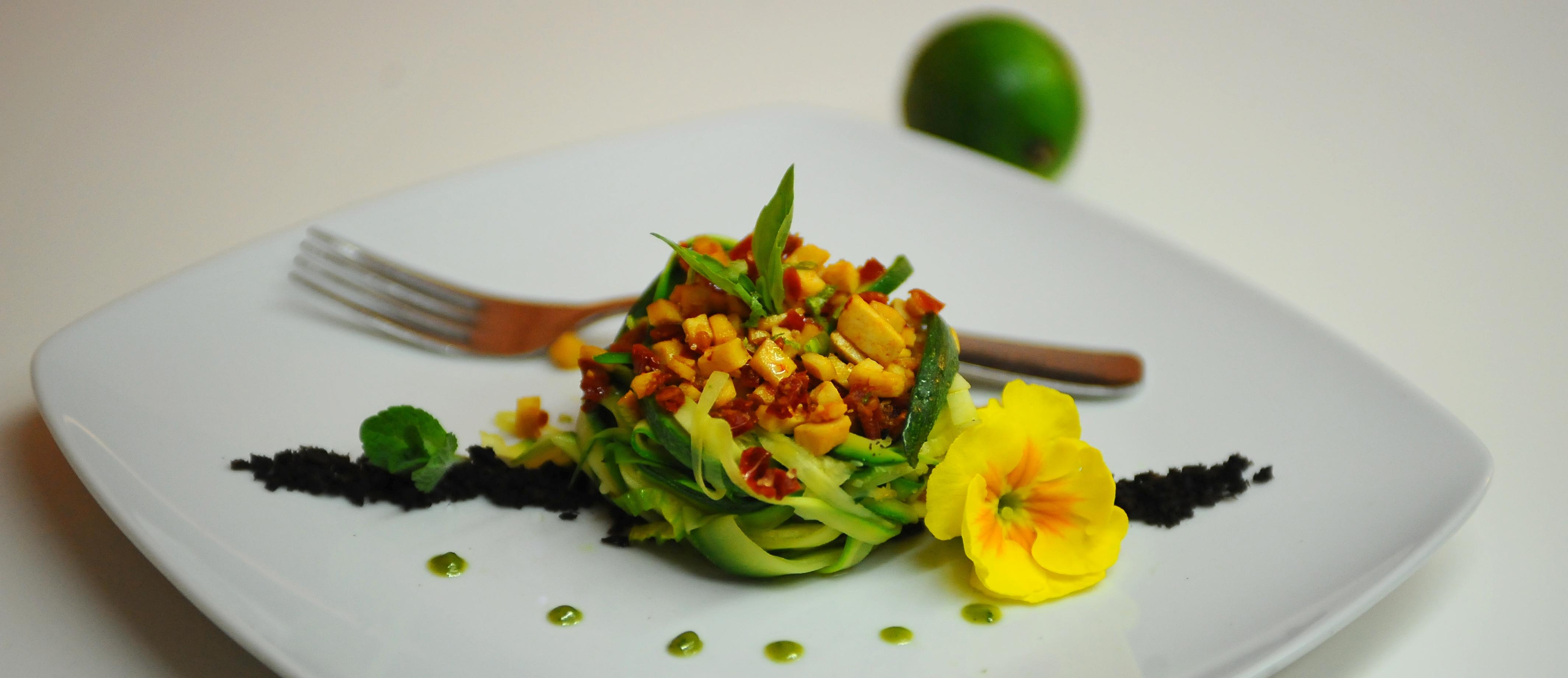 ricetta vegana gourmet