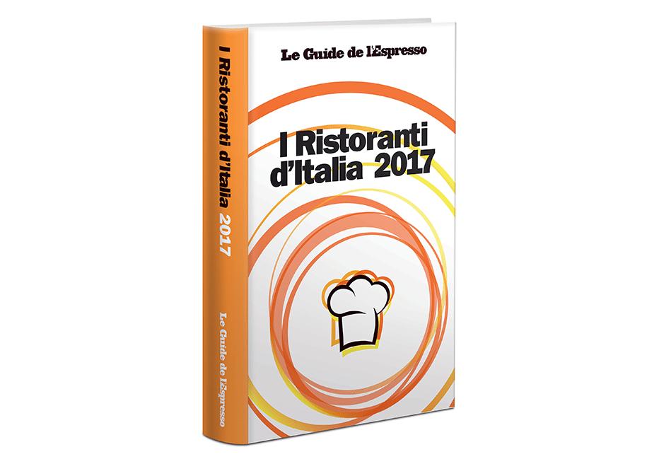 Guida ai ristoranti d'Italia de L'Espresso 2017