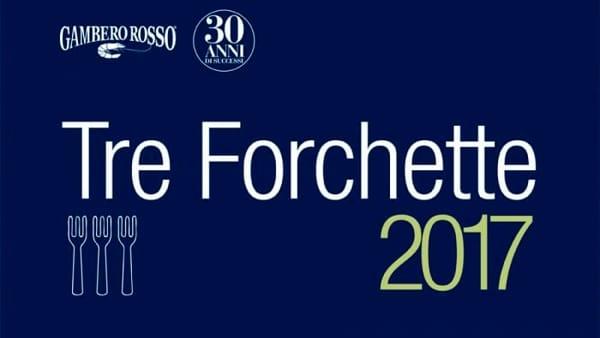 Guida ai Ristoranti d'Italia Gambero Rosso 2017