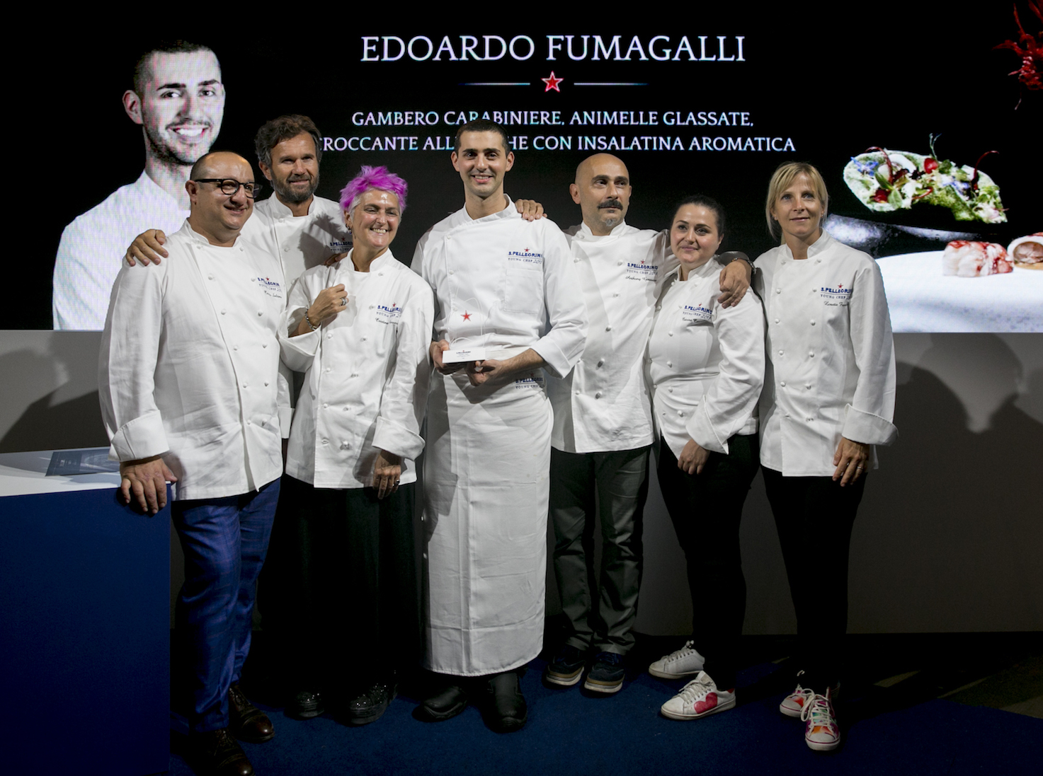 S. Pellegrino Young Chef 2018