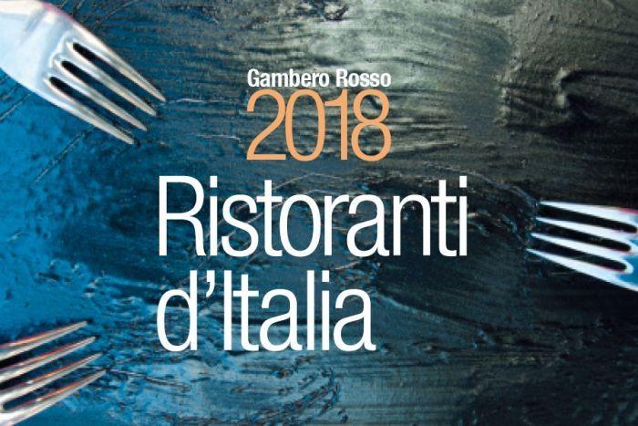 Guida ai Ristoranti d'Italia Gambero Rosso 2018