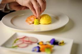 ricetta salmone al tè nero Lapsang Souchoung