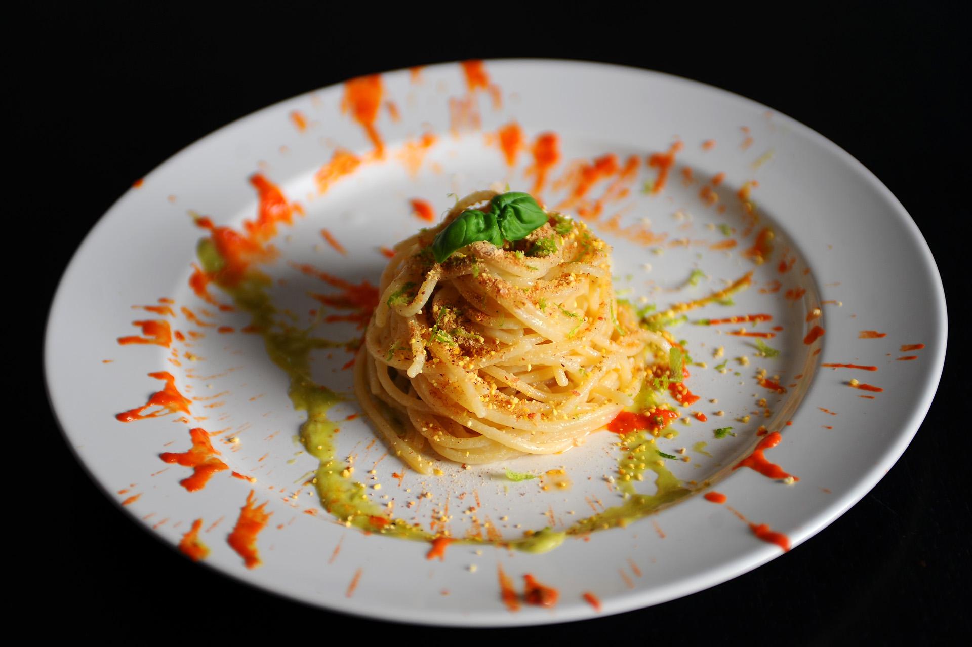 ricetta Spaghetti al burro