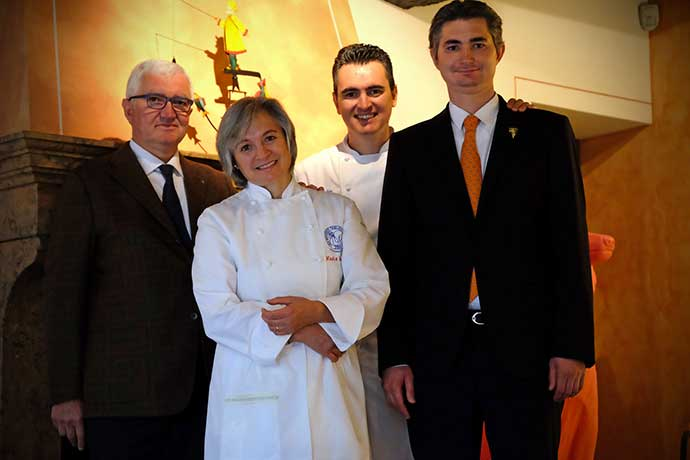 famiglia santini ristorazione stellata