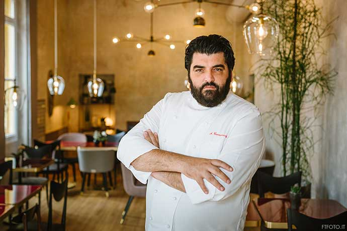 intervista chef Antonino Cannavacciuolo