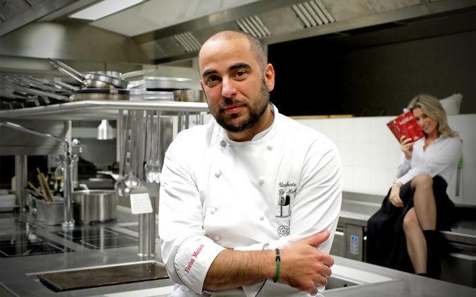 intervista chef stellato