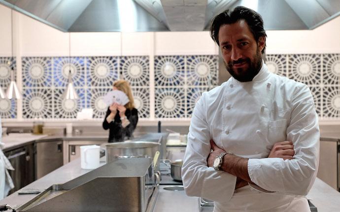 intervista chef stellato milano