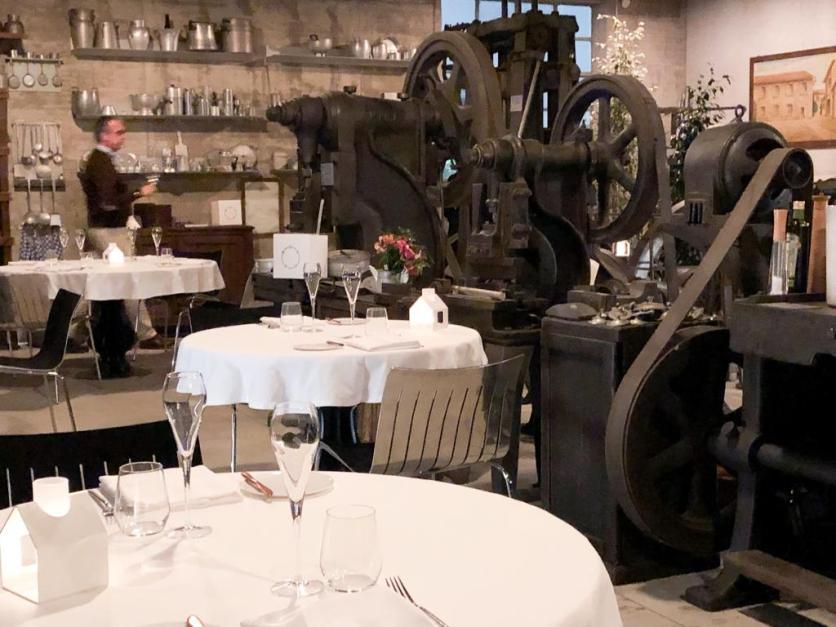 recensione ristorante Bolle