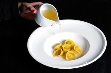 ricetta ravioli d'oca