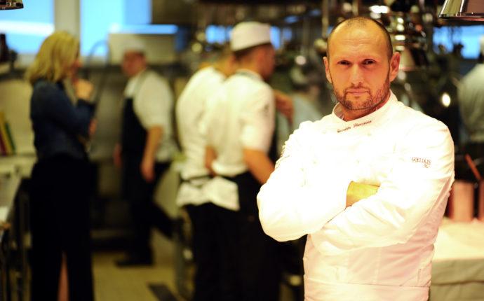 Intervista Peppe Stanzione chef