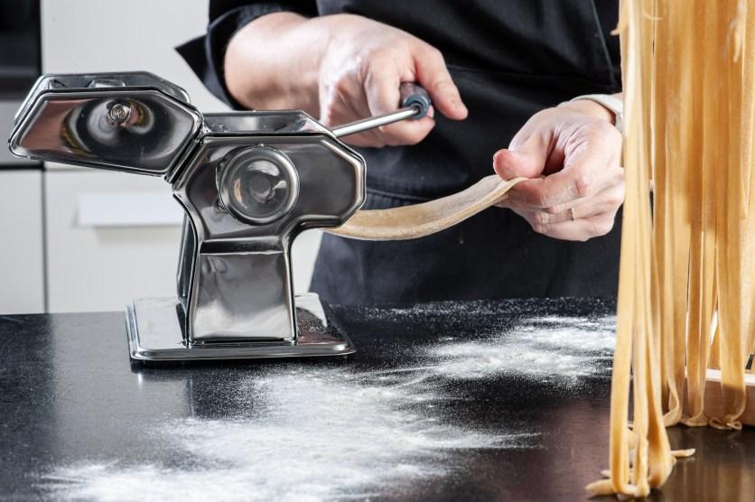 ricetta tagliatelle al caffè