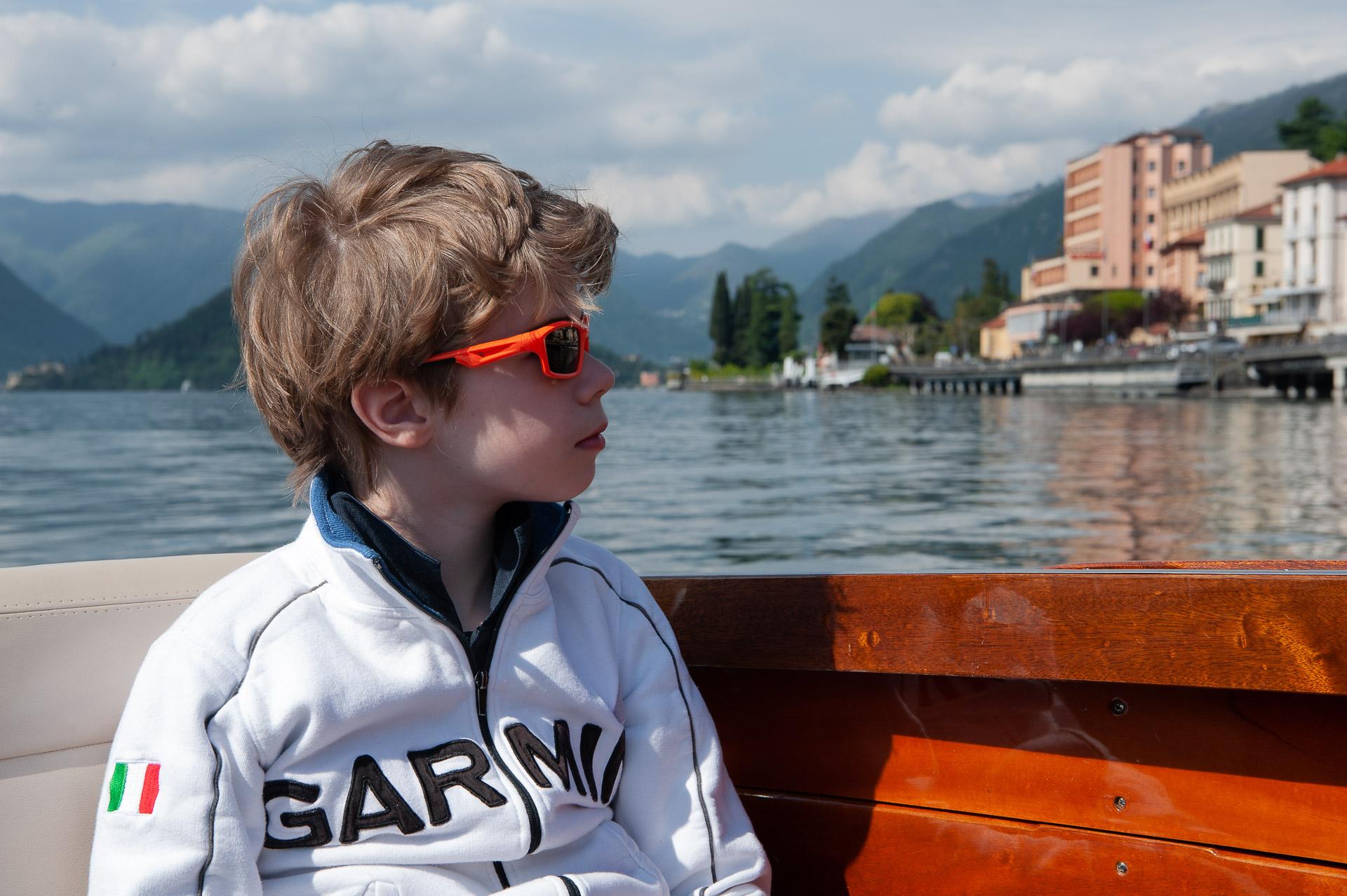 Viaggio sul Lago di Como