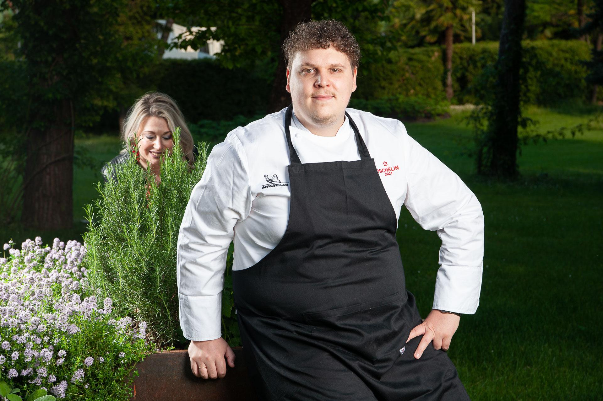 Andrea Casali chef