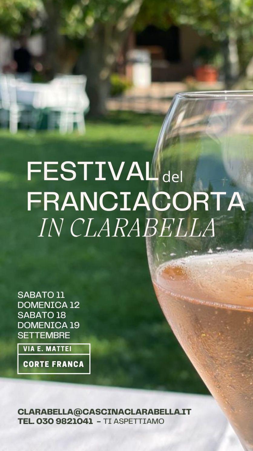 Festival Franciacorta in Clarabella