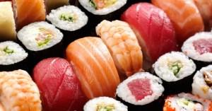 sushi a Roma