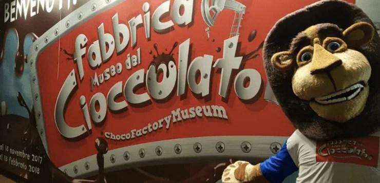 La Fabbrica Museo del cioccolato