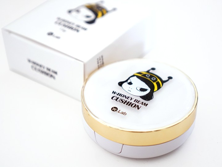 W.Lab W Honey Beam Cushion