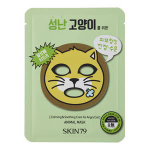 Skin79 Angry Cat sheet mask