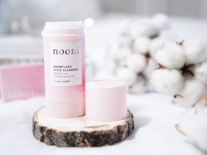 Nooni Snowflake Stick Cleanser