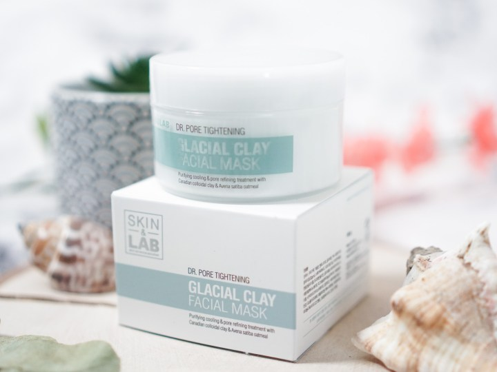 SKIN & LAB Dr. Pore Tightening Glacial Clay Facial Mask