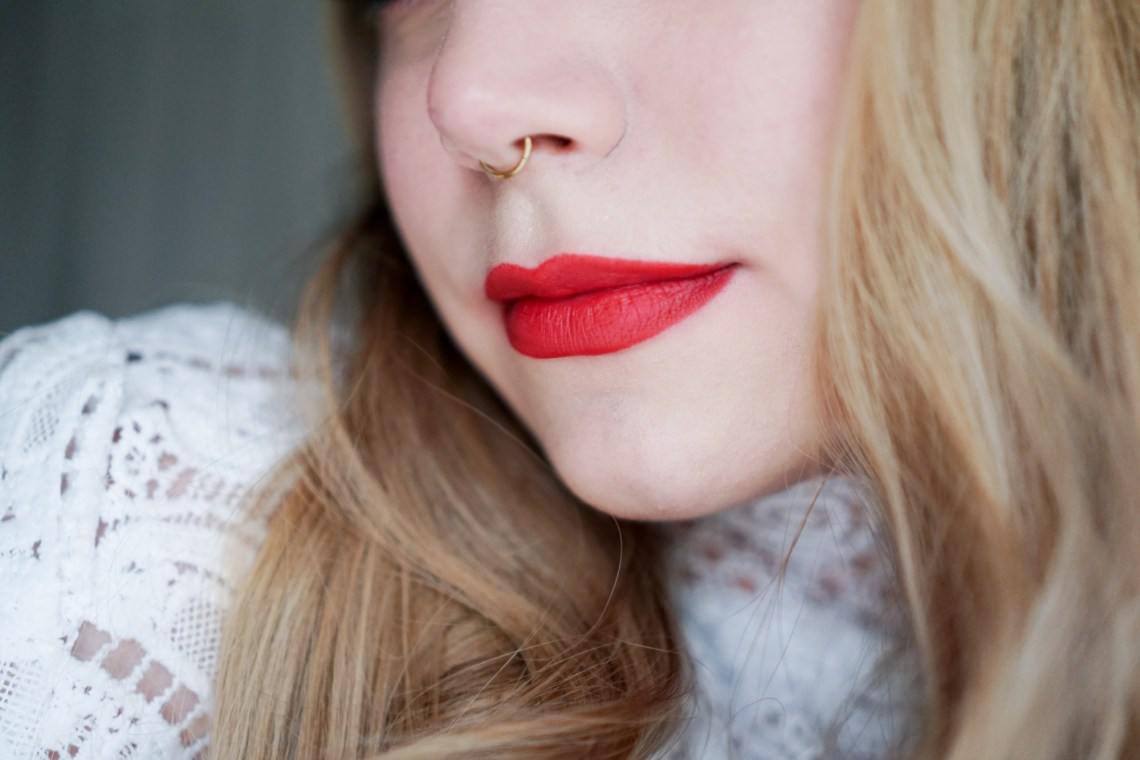 Karl Lagerfeld Modelco Lip Couture Red