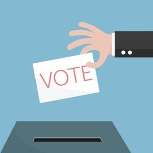 UK general election vote